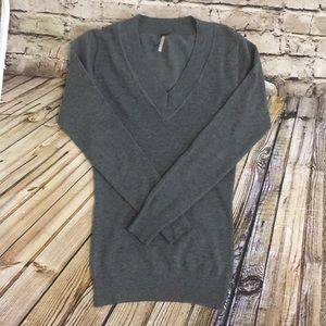 Poof Sweater Size M Gray